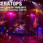 TRICERATOPS WINTER TOUR 2013 FINAL@Zepp DiverCity TOKYO