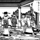 三国志/第八巻「部下達の手前も恥ずかしいわ!」www